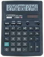 Калькулятор CITIZEN SDC-395 N 16разр ОРИГИНАЛ